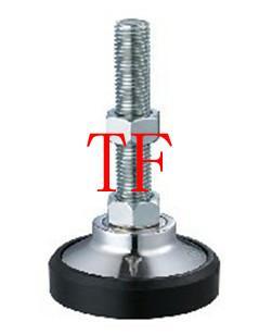 供应铝合金重型避震脚杯,防滑避震脚杯300KG,500KG中山脚杯厂