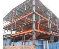 供应钢结构:各种标准厂房,钢构,各种异型钢构的设计,施工。