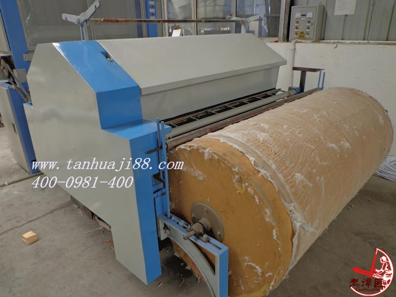 供应千层棉胎机器蚕丝被机器梳理机15378458234弹花机的价格