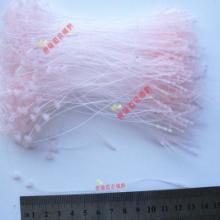 供应5英寸浅粉红色圆头塑料吊绳