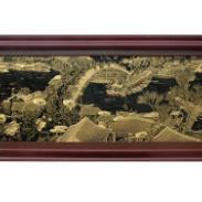 金雕壁画图片