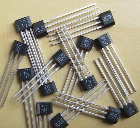 供应单磁极磁敏三极管DH43F