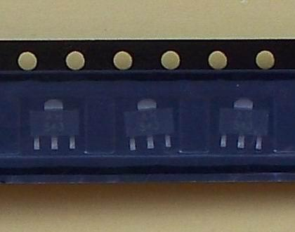 供应霍尔磁敏传感器 无刷电机磁控元件 贴片霍尔元件DH543