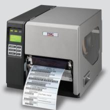 TSC TTP-268M宽幅条码打印机 新疆药品标签打印机