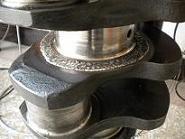 供应工件补焊机