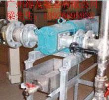 纤维浆液/回收废纸浆泵凸轮转子泵