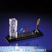 上海水晶办公摆件图片