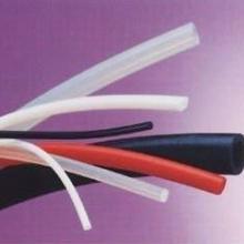 供應透明硅膠管食品級膠管彩色膠管圖片