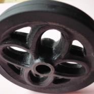 家具脚车轮最大厂家上博橡胶厂图片