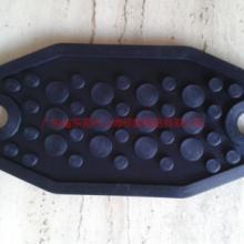 供应东莞兆山辰机垫减震垫片 橡胶防滑垫 防震防水 耐高温图片
