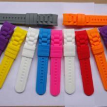 供应东莞上博橡胶厂家批发手表表带  手表表带批发  优质手表表带图片