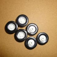 东莞上博橡胶厂橡胶硅胶玩具车轮图片