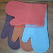 隔热手套硅胶手套工业手套图片