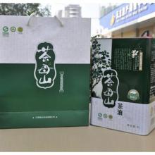 供应4L铁罐装茶油