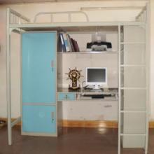 供应学生公寓床双层组合床牢固双层床批发
