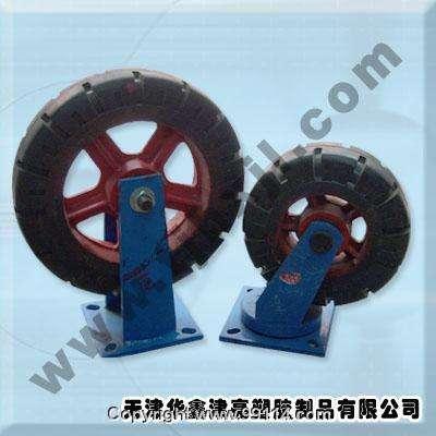 天津脚轮加工定做异形脚轮图片/天津脚轮加工定做异形脚轮样板图 (2)