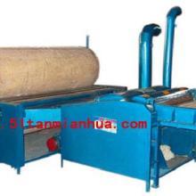 供应大型弹棉花设备宽幅吸尘弹花机18328125914
