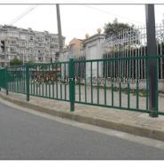 道路浸塑护栏图片