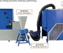 供应松棉混合充棉一体机碎海绵机松棉机自动送料机批发