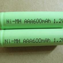 供应镍氢Ni-MH-44AAA600mAh充电电池