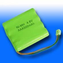 供应镍氢Ni-MH44AAA500mAh无绳电话电池/移动电源