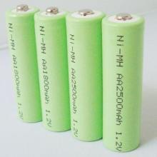 供应镍氢Ni-MH-50AA2500mAh充电电池
