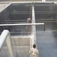 大型水池防腐图片