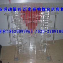 广州市罗马柱花篮开业庆典道具庆典胸花