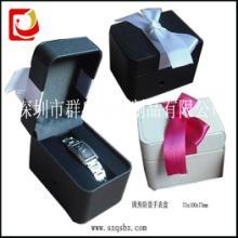 广东包装盒厂家专业生产圆角包PU皮手表盒精美防盗手表盒女士手表盒批发