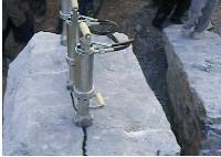 供应劈石机开石机代替开采矿石