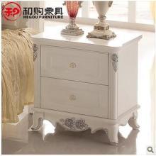 供应和购韩式实木家具田园欧式床头柜