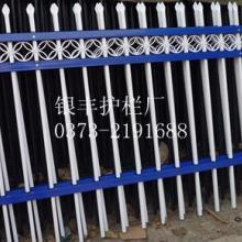 供应河南省郑州新型护栏  园林绿化新型护栏 工程工地围墙栏杆
