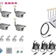 4路零布线USB无线监控套装图片