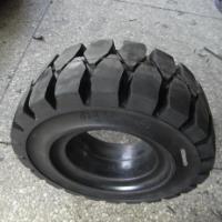 四川成都林德易装实心轮胎
