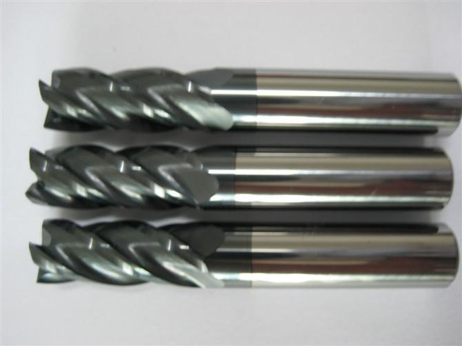 供应深加工2刃钨钢圆鼻铣刀