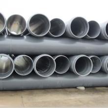 供应内蒙古甘肃UPVCpvc-u大口径给水管厂价直销图片