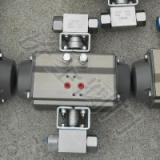 供应GQ61F-25P气动液压球阀双控