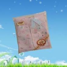 供应大布豆外贸童装批发厂家直销大布豆 儿童内衣套装纯棉 婴儿内衣套装