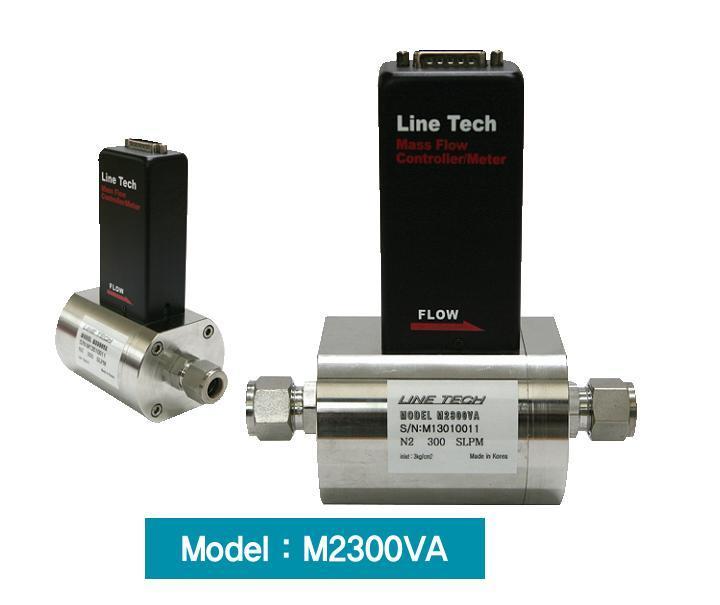 供应M2300A气体质量流量计100300升每分钟韩国莱因泰可