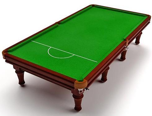 山东台球桌