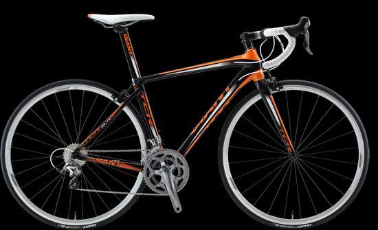 供应2013捷安特tcrslr2自行车 高清图片