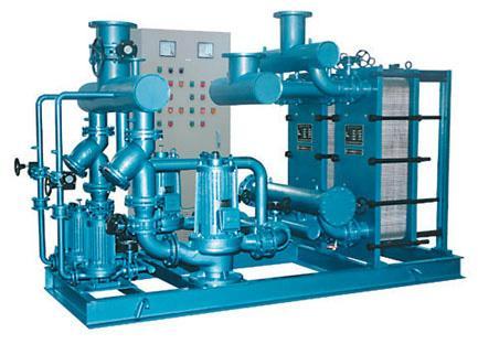 供应板式换热器 全国地区供应-板式换热器换热机组