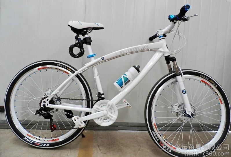 宝马山地自行车21速 减震山地车图片 宝马山地自行车
