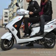 新款迅鹰125CC踏板车/摩托图片