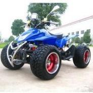 10寸铝轮沙滩车110cc带倒档图片