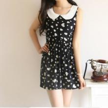 供应最热销的便宜女装短袖批发裙子批发最热销的服装批发市场