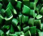 黑绿色pe颗粒,HDPE再生料,浮水全漂低压造粒批发