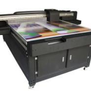 塑胶工件彩色印刷机图片