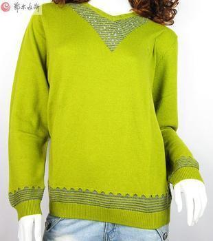 羊绒打造羊绒全产业链龙头 图 -羊绒衫图片 羊绒衫样板图 羊绒衫 东