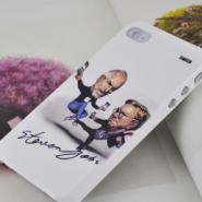 苹果4手机壳打印机深圳鑫帮实业图片